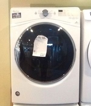 New Open Box Whirpool 7.4 Cu. Ft. Electric Dryer for Sale in Downey, CA