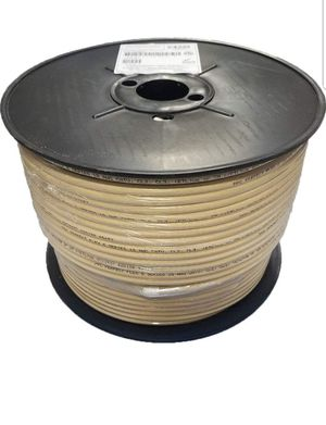 Perfectflex Coaxial Cable 6 Series 500 Ft Rg6 Trishield 77 Braid White Color Copper Clad Steel (Lot of 4) for Sale in Jacksonville, FL