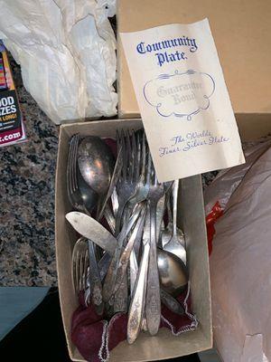 Antique Silverware for Sale in Tempe, AZ