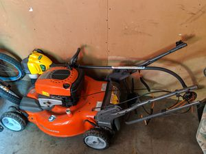 Lawnmower and weed wacker for Sale in Dallas, TX