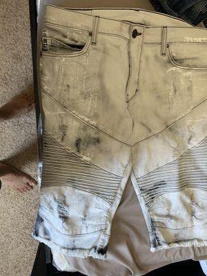 True religion Geno Jean shorts for Sale in Fresno, CA