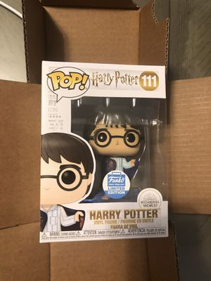 Pop! Harry Potter: Harry in Invisibility for Sale in Queens, NY