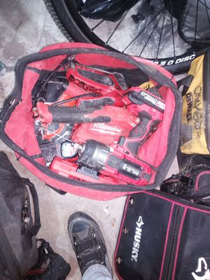 Milwaukee power tools in matching bag for Sale in Oakland, CA