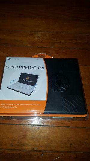 i concepts cooling station for Notebook laptops for Sale in Chicago, IL