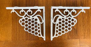 Urban Outfitters White Shelf Brackets NEW for Sale in Los Angeles, CA