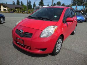 2008 Toyota Yaris for Sale in Everett, WA
