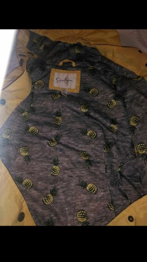 Jessica simpson pineapple jacket for Sale in Colton, CA