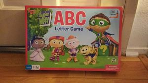 Super Why ABC Letter Game for Sale in Cerritos, CA