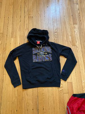 Vintage Nike 1996 Baltimore ravens nfl sweatshirt for Sale in Arlington, VA