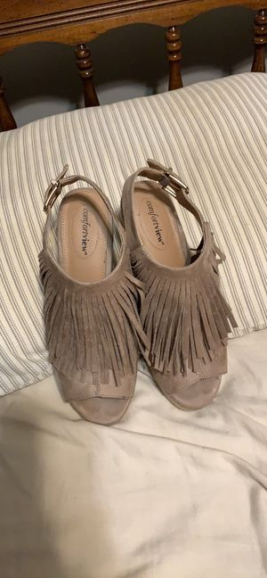 Comfortview Espadrilles for Sale in Williamstown, PA