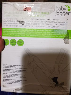 Baby jogger carseat attachment for Sale in Whittier, CA