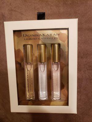 Donna Karan Liquid Cashmere Perfume Trio for Sale in Miami, FL