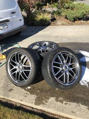 Rims and Tires from Audi S8 for Sale in Everett, WA
