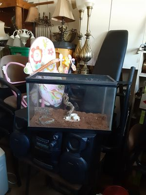 Pet tank for Sale in Fort Worth, TX