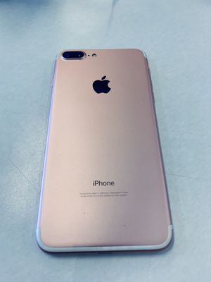 IPhone 7 Plus att and cricket for Sale in Houston, TX