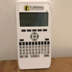 Turning Technology RCQR-01 QT Device Clicker for Sale in Seattle, WA