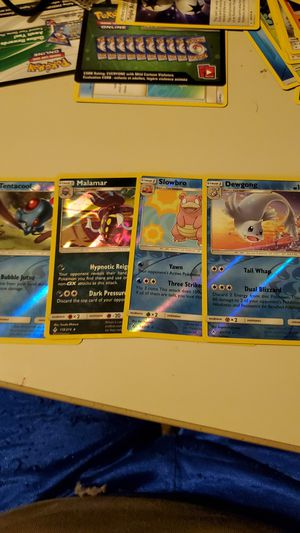 Rare Pokémon cards for Sale in St. Helens, OR