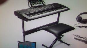 61-key Electronic instrument keyboard for Sale in Spokane, WA