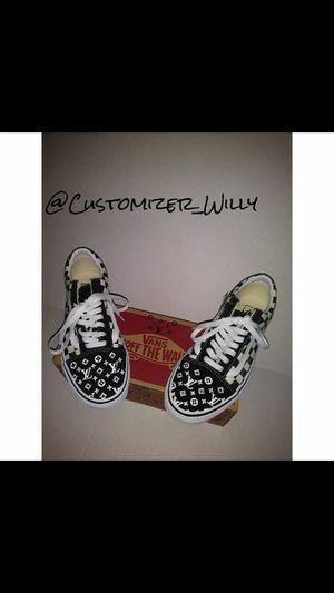$120 custom vans for Sale in Hyattsville, MD