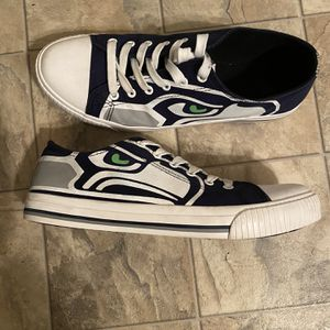 Seahawks Chuck Taylor's 40$ for Sale in Port Orchard, WA
