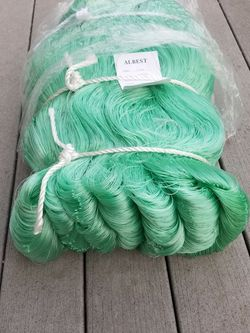 Fishing Net For Sale, Various Sizes for Sale in Renton,  WA