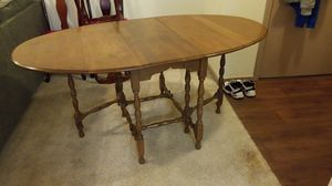 Antique dining table for Sale in Seattle, WA