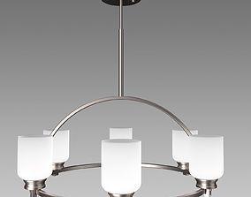 Progress lighting 6 light chandelier for Sale in Dublin, OH