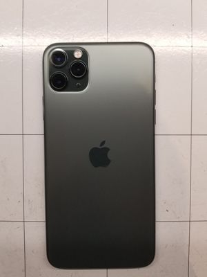 OEM iPhone 11 pro max rear glass replacement for Sale in Pasadena, CA