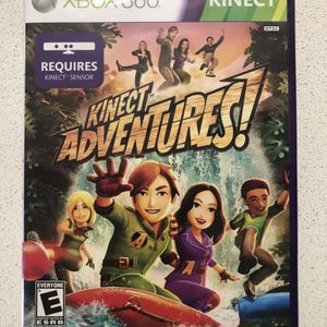 Kinetic Adventures Xbox360! (sealed) for Sale in Miami, FL