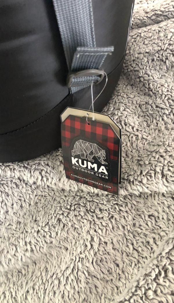 KUMA outdoor gear sleeping bag
