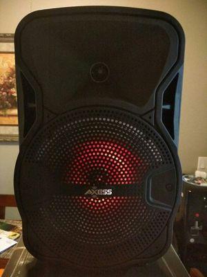 Axess Bluetooth speaker for Sale in Yuba City, CA