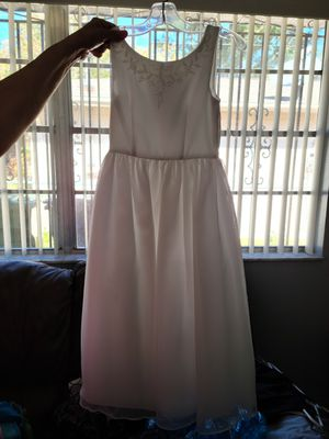 Flower girl dress for Sale in Tampa, FL