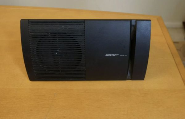 Bose speakers (2) excellent condition