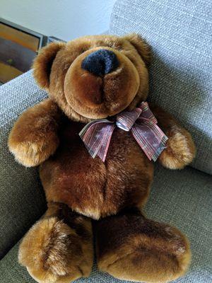 Beautiful medium teddy bear. for Sale in Auburn, WA