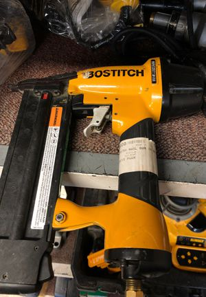 Bostitch finish nail gun for Sale in San Diego, CA