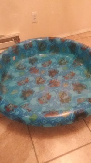 Toddler patrol pool for Sale in Tacoma, WA