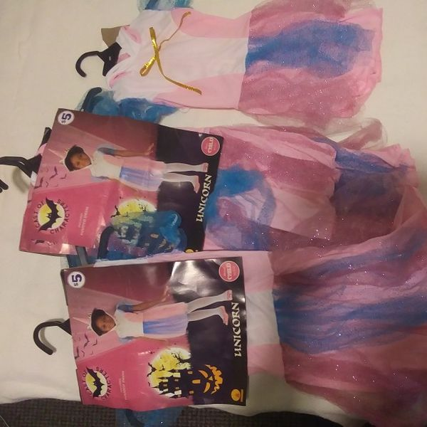 Brand New Girl costumes For sale