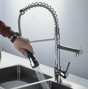 Chrome kitchen faucet for Sale in Federal Way, WA