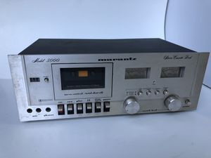 Marantz model 5000 tape deck for Sale in Los Angeles, CA