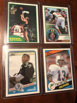 Sports cards for Sale in East Kingston, NH