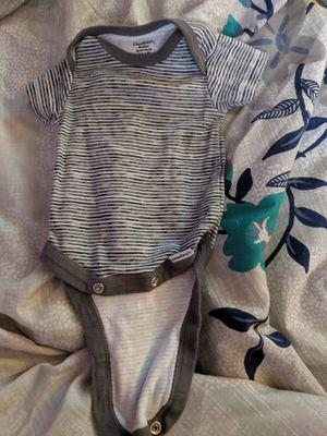 Newborn onesies, pants, and fleece jacket for Sale in Hendersonville, TN