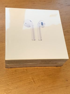 Apple Airpods 2.0 Wireless Charging (Sealed) for Sale in Palo Alto, CA