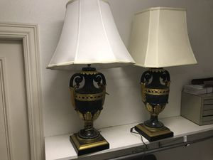 Lamps 2 for Sale in Plano, TX