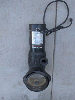 Pool pump for Sale in Stockton, CA