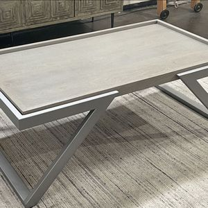 New Austin Whitewash Wood Coffee Table for Sale in Los Angeles, CA