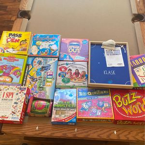 Games for Sale in Murrieta, CA