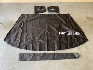 Front Windshield Frost Guard Protection Set for Sale in Chula Vista, CA