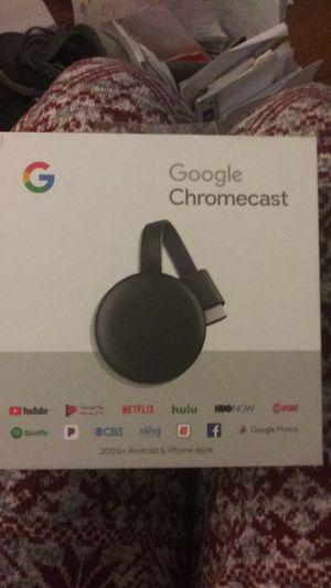 Google chromecast for Sale in Parkville, MD