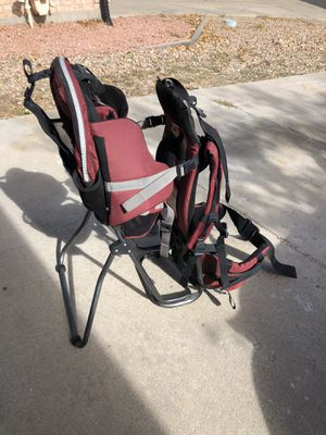 Backpack hiking child carrier for Sale in Aurora, CO