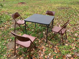 table for outside/backyard decks for Sale in Lincolnshire, IL